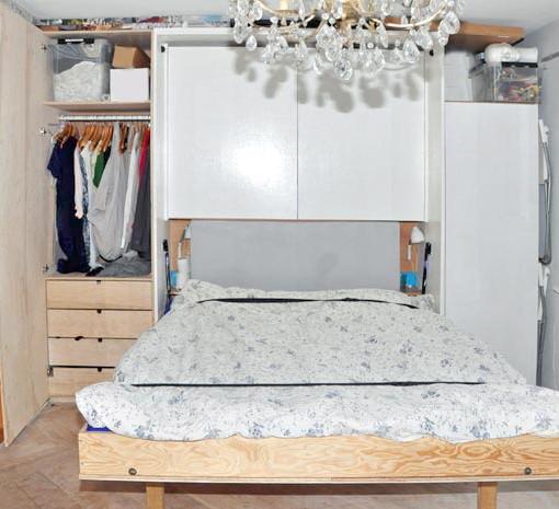 Murphy Bed Name Origin: DIY Murphy Bed Plan W. Storage