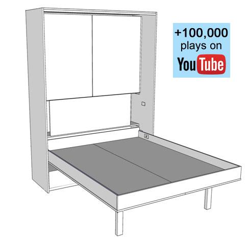 Free Diy Loft Bed Plans