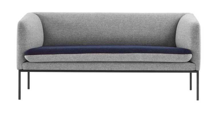 Scandinavian furniture design - Sofas and minimalism